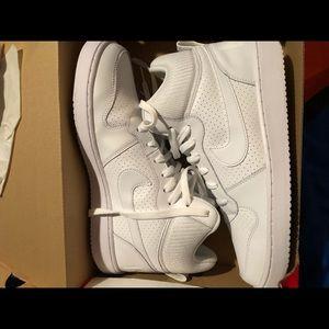 Nike mid stop sneakers